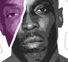 Omar Little - The Wire Sticker