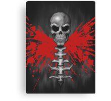 Death Totem Canvas Print