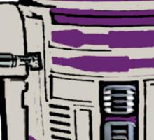 R2D2 DONATELLO Sticker
