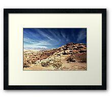 Anza-Borrego Framed Print