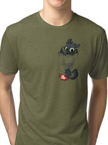 Pocket  Pal Tri-blend T-Shirt