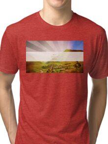 Tee shirt Noir Ushguli Tri-blend T-Shirt