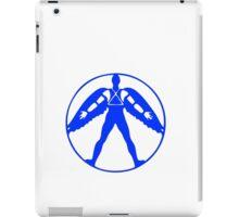 Icarus - blue iPad Case/Skin
