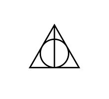 HARRY POTTER DEATHLY HALLOWS CASE by M Put