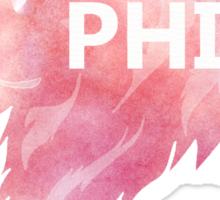 philion Sticker