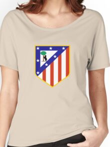 Atletico Madrid Women's Relaxed Fit T-Shirt