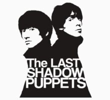 The Last Shadow Puppets - B&W by pandagoo