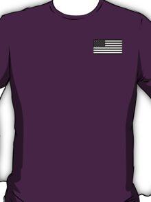 black flag baseball T-Shirt