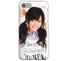 Airi Suzuki iPhone Case/Skin