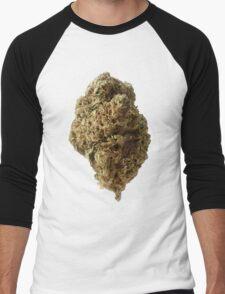 weed the big bud Men's Baseball ¾ T-Shirt