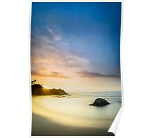 She's at Peace Poster