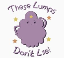 These Lumps Don't Lie Kids Tee