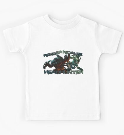 Headhunter Nidalee & Rengar Kids Tee