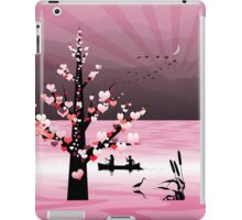 Ipad: Canoeing with your Valentine iPad Case/Skin