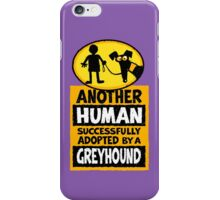 Another Human (purple) for iPhone iPhone Case/Skin