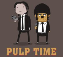 Pulp Time by NinoMelon