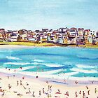 Bondi Cool by gillsart