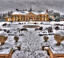 Reigate Priory in Winter by AndyHuntley