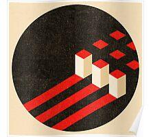 Constructivist Composition. Poster