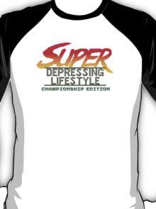 Super Depressing Lifestyle T-Shirt