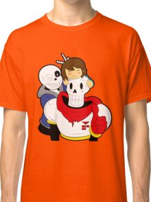 Undertale Sans and Papyrus Classic T-Shirt
