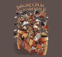 MORTAL GOOMBAS by Fernando Sala