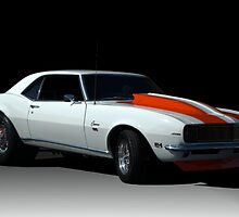 1969 Camaro SS-396 Dragster by TeeMack