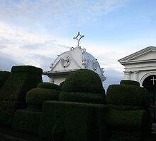 Tulcan Mausoleum by rhamm