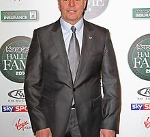 Derek warwick at the MotorSport Hall of Fame, 2014 by Keith Larby