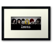 The Misfits Bound Framed Print