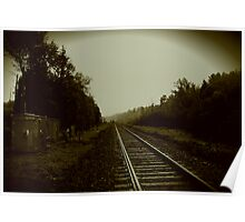 Tracks in Parry Sound Poster