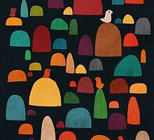 The Zen Garden by Budi Satria Kwan