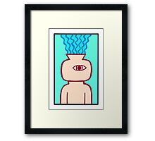 I went with the flowing Framed Print