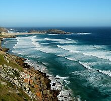 View from Robbery Nature Reserve, South Africa 01 by Magic-Moments