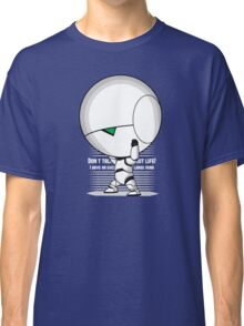 The weight of the world Classic T-Shirt