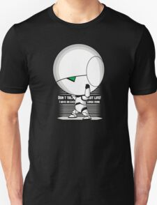 The weight of the world T-Shirt