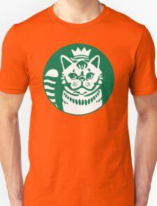 Mr Eggs the Cat Latte Company T-Shirt