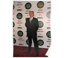 John Watson attends the MotorSport Hall Of Fame 2014 charity auction  Poster