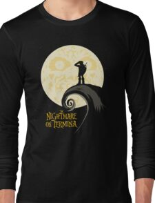 The Nightmare on Termina Long Sleeve T-Shirt
