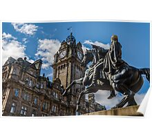 Arthur Wellesley and the Balmoral Poster