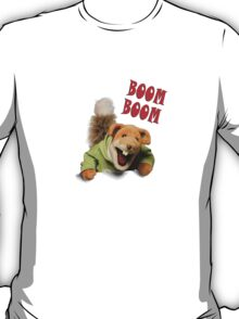 boom boom basil brush T-Shirt
