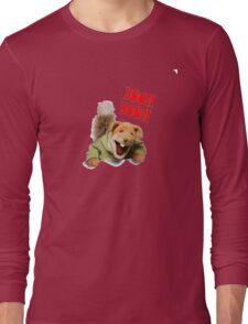 boom boom basil brush Long Sleeve T-Shirt