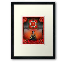 Muladhara Framed Print