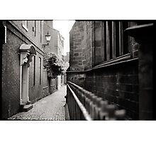 Up Our Alley Photographic Print