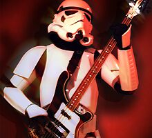 Riff Trooper by strangelysaucy