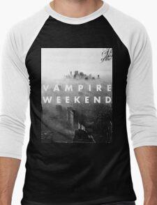 Modern Vampires of the City Men's Baseball ¾ T-Shirt