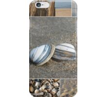 A Day at the Beach © iPhone Case/Skin