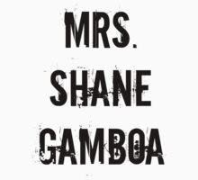 Mrs. Shane Gamboa by BaileyLisa