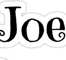 Mrs. Joe Sugg Sticker