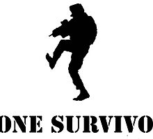 Lone Survivor by Marc Bowyer-Briggs